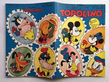 TOPOLINO LIBRETTO 40