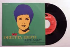 ORIETTA BERTI San Remo 1969