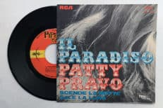 PATTY PRAVO Il paradiso