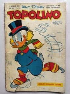 TOPOLINO LIBRETTO 113