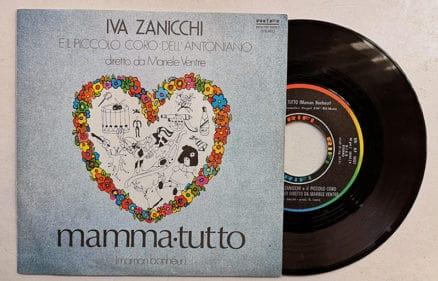 IVA ZANICCHI CORO DELL'ANTONIANO