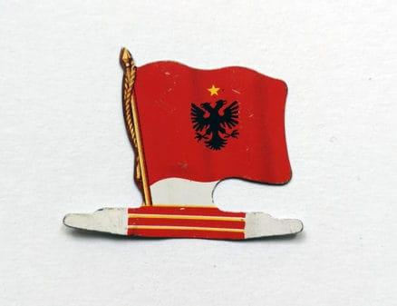 Bandierina ALSACIENNE Albania