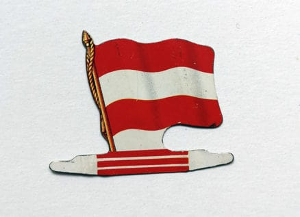 Bandierina ALSACIENNE Austria