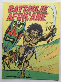 BATTAGLIE AFRICANE
