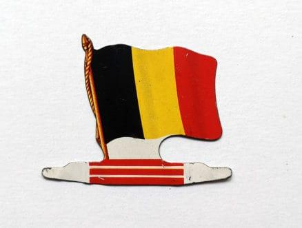 Bandierina ALSACIENNE Belgio