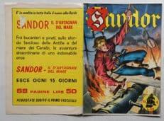 Locandina SANDOR