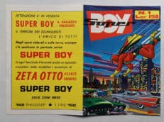 Locandina SUPER BOY