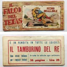 FALCO DEL TEXAS
