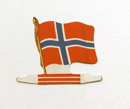 Bandierina ALSACIENNE Norvegia