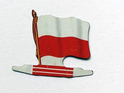 Bandierina ALSACIENNE Polonia