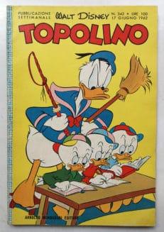 TOPOLINO LIBRETTO 342
