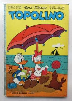 TOPOLINO LIBRETTO 603