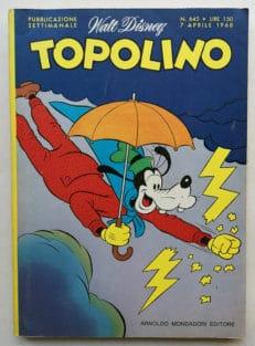 TOPOLINO LIBRETTO 645