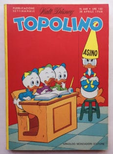 TOPOLINO LIBRETTO 648