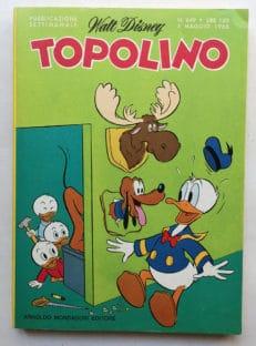 TOPOLINO LIBRETTO 649