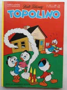 TOPOLINO LIBRETTO 653