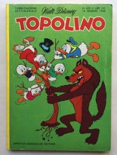 TOPOLINO LIBRETTO 655