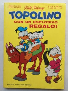 TOPOLINO LIBRETTO 658