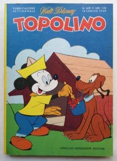 TOPOLINO LIBRETTO 659