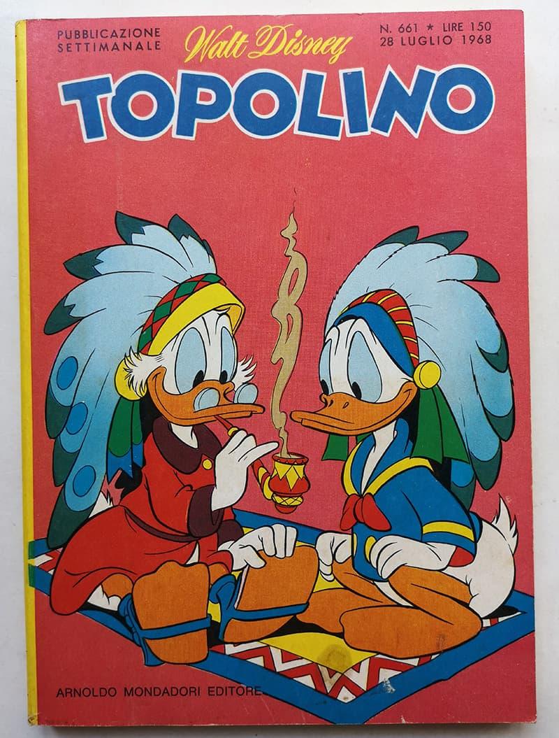 TOPOLINO LIBRETTO 661