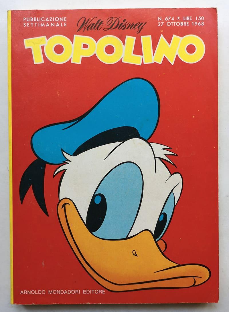 TOPOLINO LIBRETTO 674