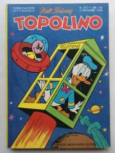 TOPOLINO LIBRETTO 675