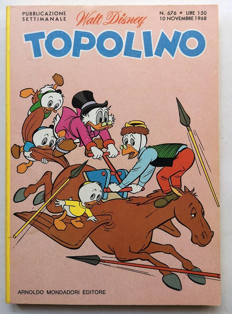 TOPOLINO LIBRETTO 676