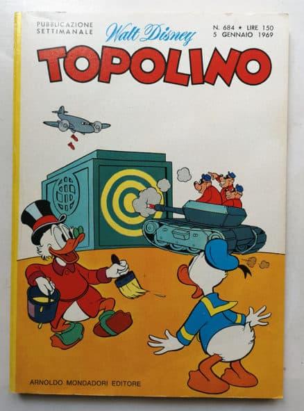 TOPOLINO LIBRETTO 684