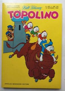 TOPOLINO LIBRETTO 685