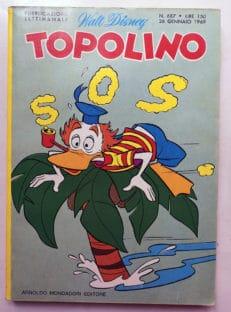 TOPOLINO LIBRETTO 687