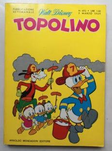 TOPOLINO LIBRETTO 692