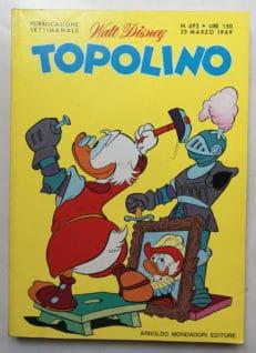 TOPOLINO LIBRETTO 695