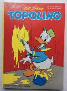 TOPOLINO LIBRETTO 696