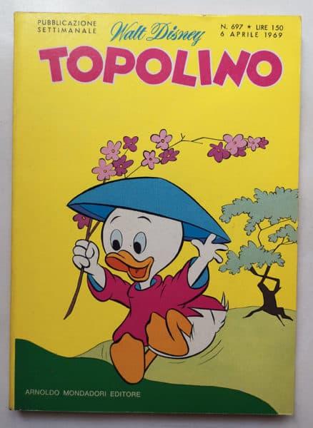 TOPOLINO LIBRETTO 697