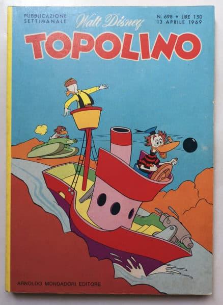 TOPOLINO LIBRETTO 698