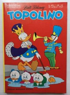 TOPOLINO LIBRETTO 699