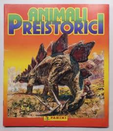 ANIMALI PREISTORICI
