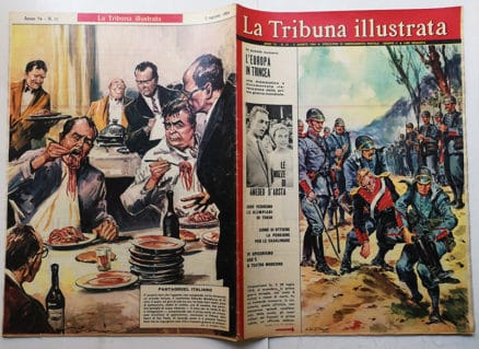 TRIBUNA ILLUSTRATA