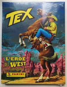Album di Figurine TEX