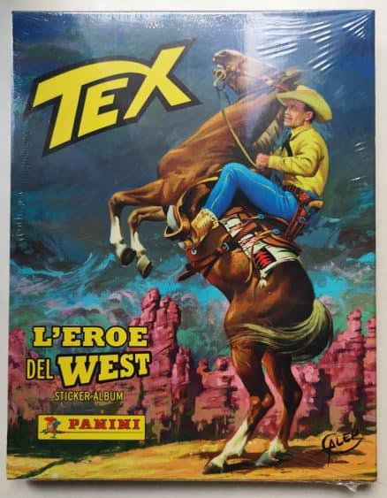 Album di Figurine TEX
