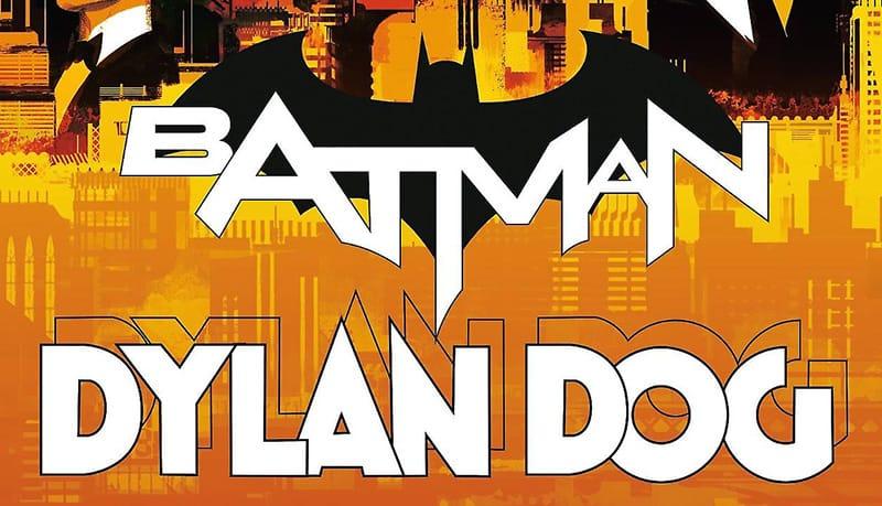 BATMAN Dylan Dog