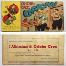 CRICHE E CROC
