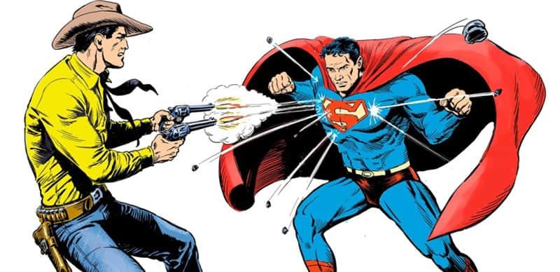 Tex Vs Superman
