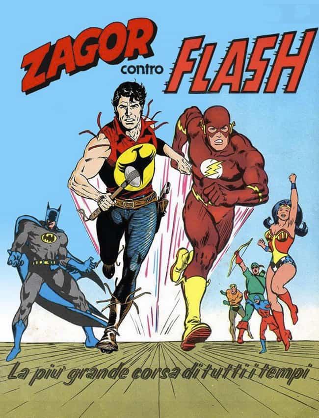Zagor Vs Flash