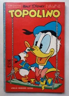 TOPOLINO LIBRETTO n 458